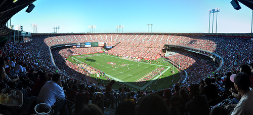 San Francisco 49ers Panorama | by Aaron Sholl