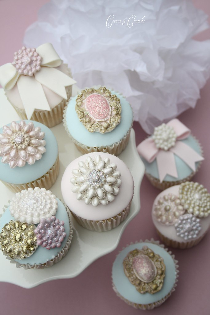 how to make lovely cupcakes