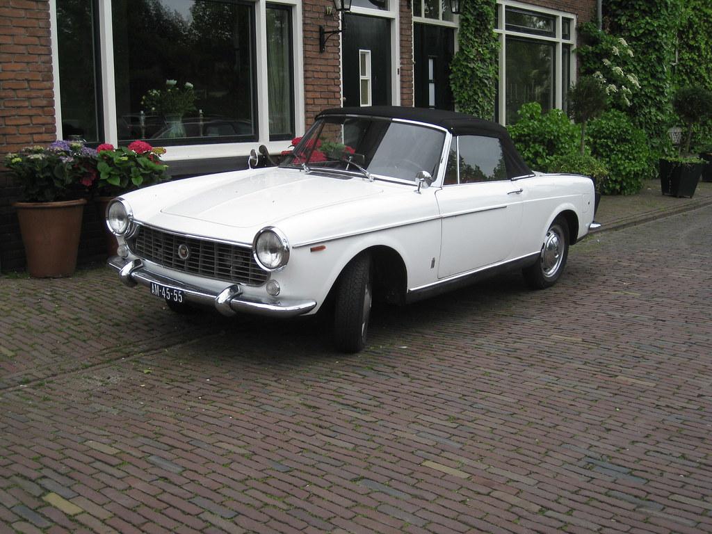 fiat 1500 cabriolet 25 8 1965 ontwerp design pininfarin flickr. Black Bedroom Furniture Sets. Home Design Ideas