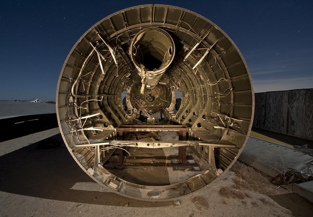 B 29 Inside B-29 Bomber Sec...