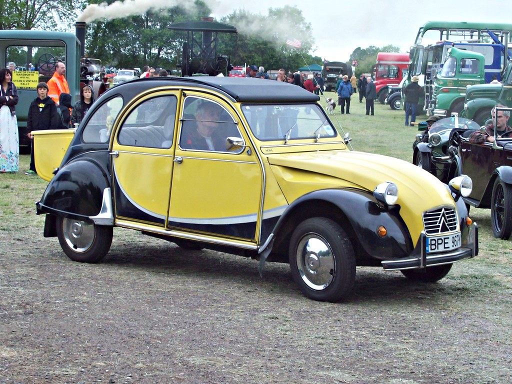 105 citroen 2cv charleston 1983 citroen 2cv6. Black Bedroom Furniture Sets. Home Design Ideas