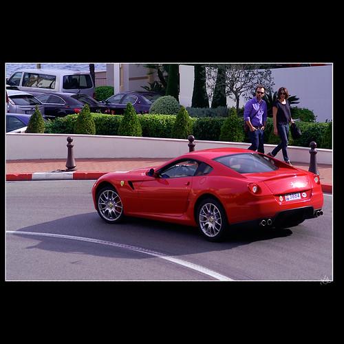 Ferrari 法拉利 599 GTB Fiorano, NTD1660W.