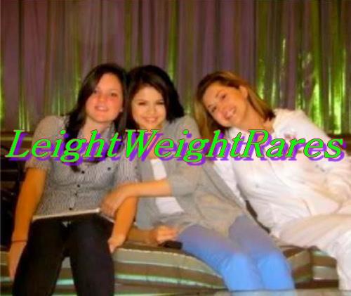 Selena GomezMandy Teefeyand Ashley Cook July Rose