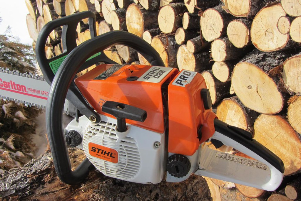 "Stihl 026 Pro | Bestest yet CL find. ""Needs work"" = carb reb ..."
