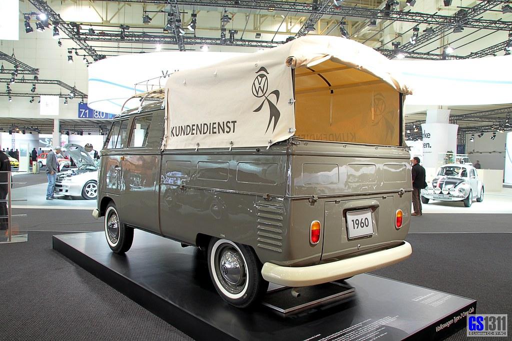 1950 - 1967 Volkswagen T1 Bulli (18) | The Volkswagen Transp… | Flickr