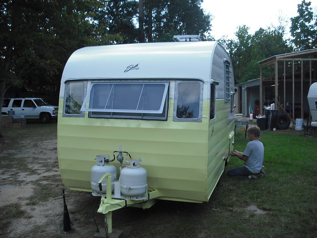 1957 Travel Trailer Pictures To Pin On Pinterest Pinsdaddy