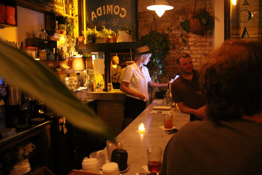 Brooklyn Cafe The Woodlands Menu