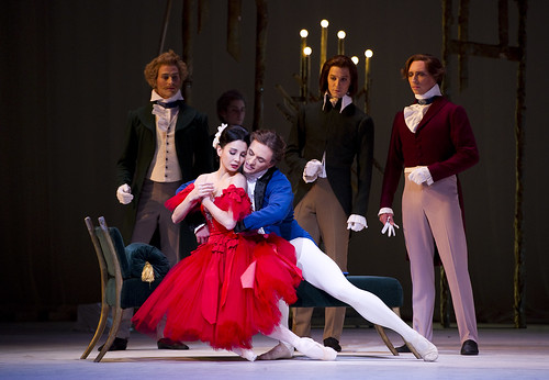 Tamara Rojo and Sergei Polunin in Marguerite and Armand © Tristram Kenton/ROH 2011 | by Royal Opera House Covent Garden