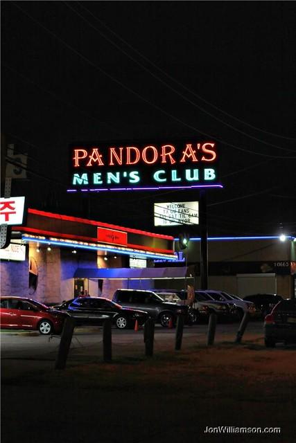 Pandora mens club