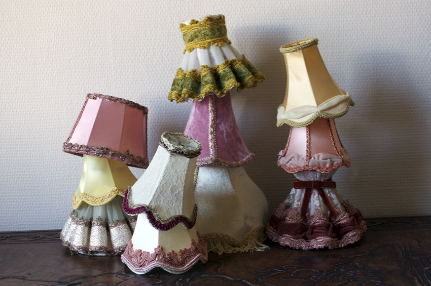 Vintage lamp shades malu flickr by malu maluba vintage lamp shades by malu maluba mozeypictures Gallery