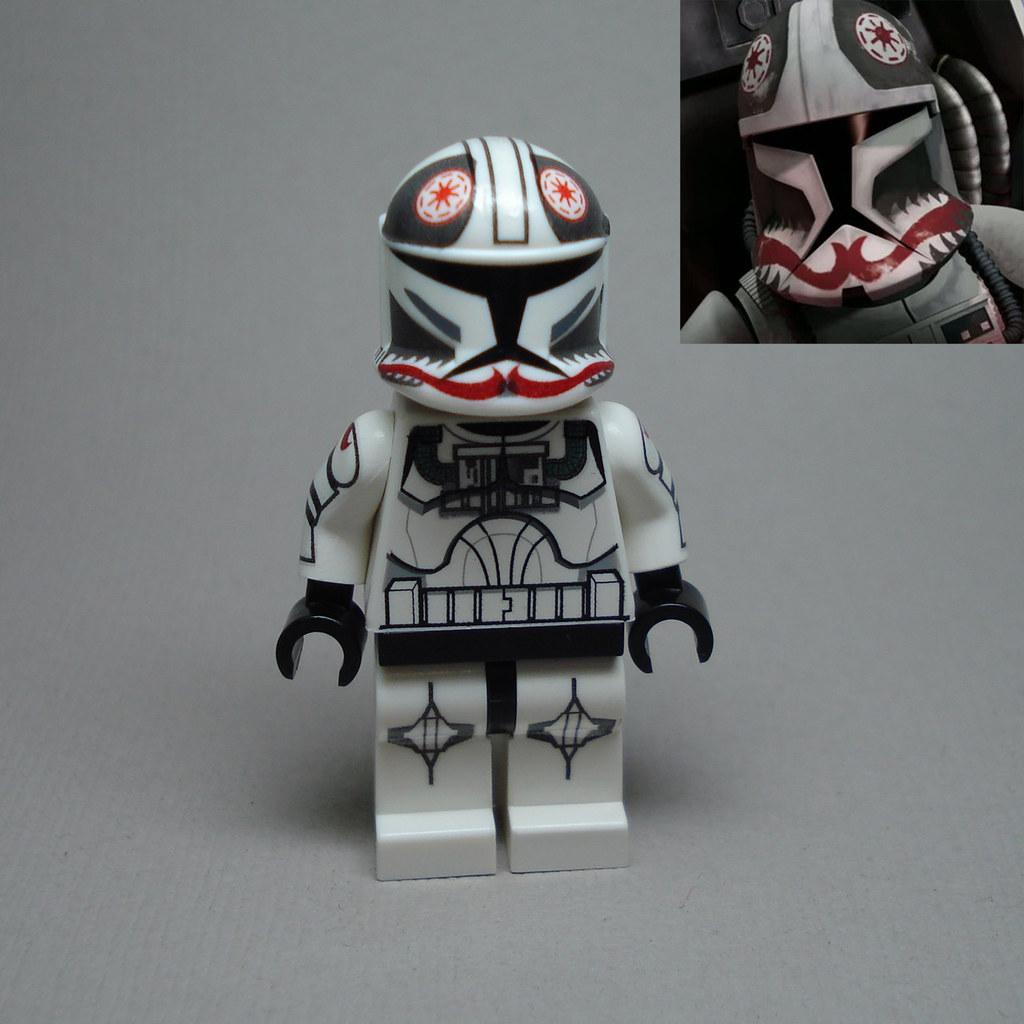 Lego Clone Custom Matchstick Front Justin Liu Flickr