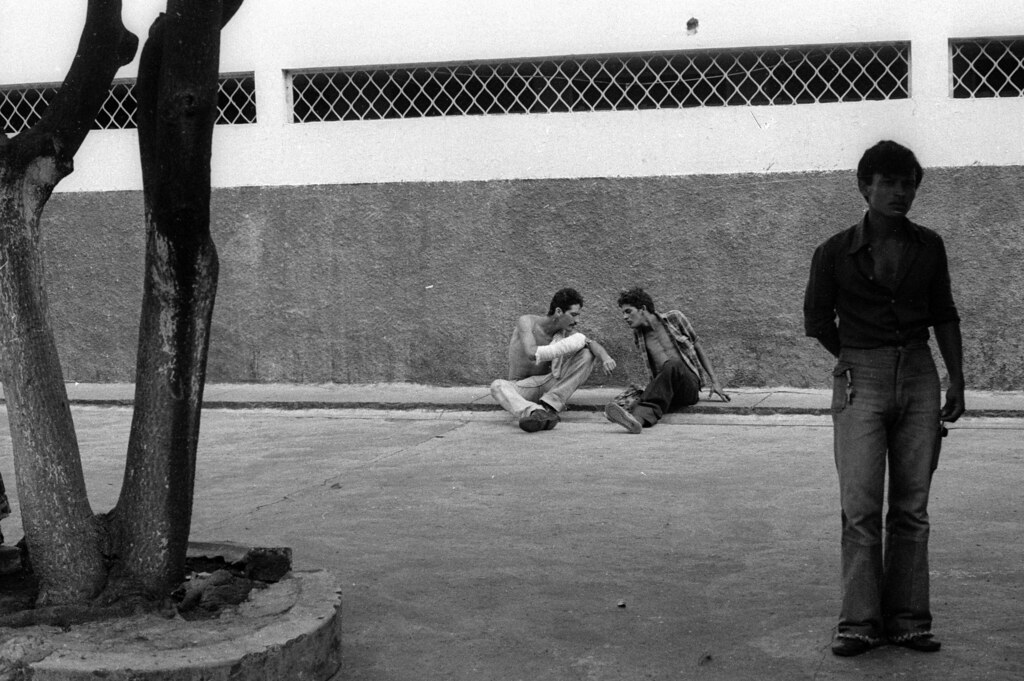 Carcel Modelo, Bogota, Col. 1980 | by Marcelo  Montecino