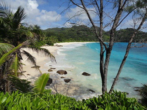 Anse Intendance, Mahe Island, Seychelles | by travelourplanet.com