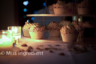 Cupcakes by Candlelight | by Miss Ingredient