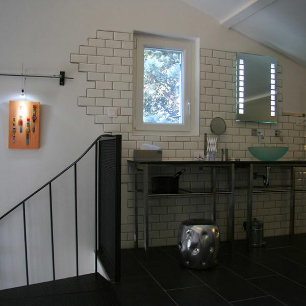 couleur lavande chambre le loft chambres d 39 h tes de ch flickr. Black Bedroom Furniture Sets. Home Design Ideas
