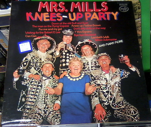 Mrs Mills Knees Up Party | by Richie Wisbey