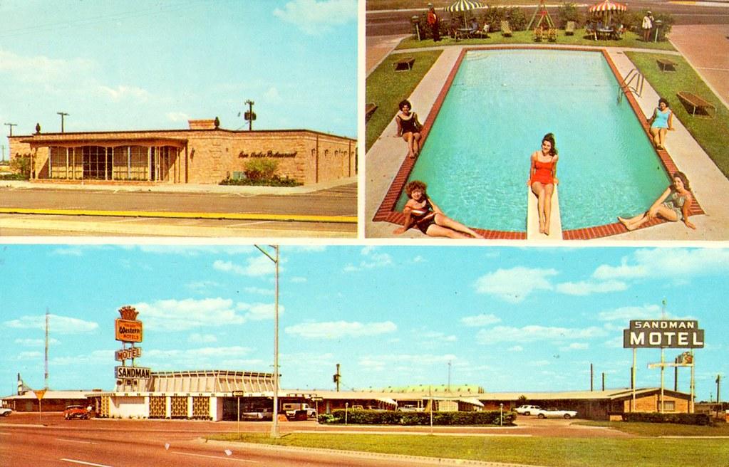 Sandman Motel - Waco, Texas