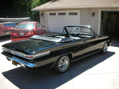 1962 Buick Skylark convertible for sale. Brechless1@yahoo.com | by ...