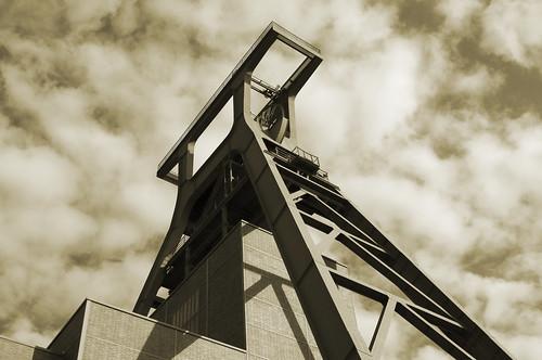 Bauhaus Architecture At Its Best Zeche Colliery Zollve