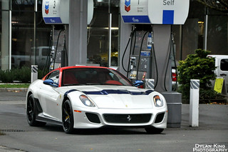 Ferrari 599 GTO | by Dylan King Photography