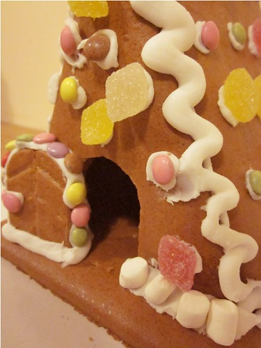 Gingerbread house - before | by PhotoPuddle