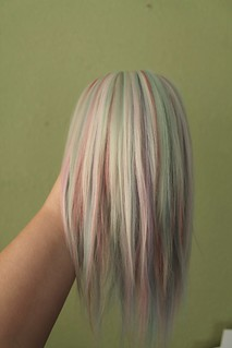 a little pastel rainbow! | by Chantilly Lace (customs by Moofers)