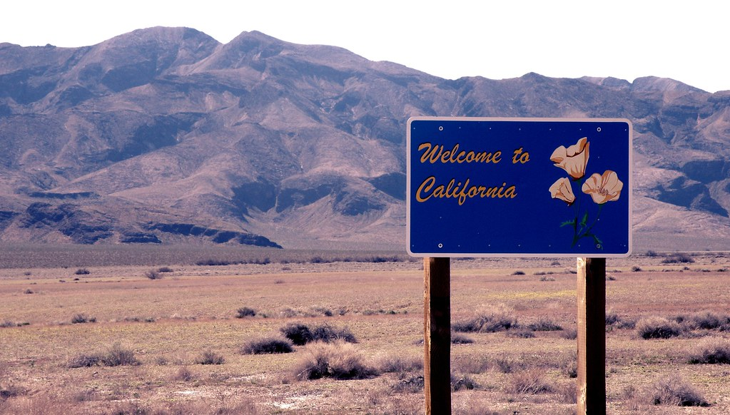 Image result for welcome to california