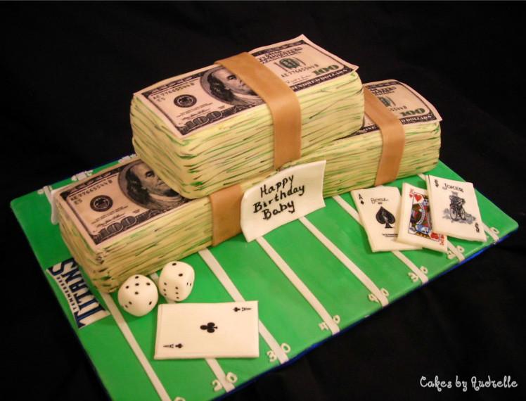 Free Birthday Money ~ Sports fun money another cake but the birthday flickr
