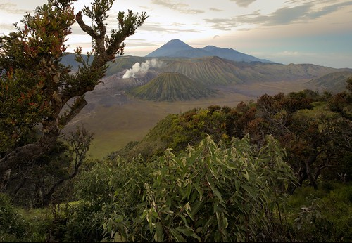 Mnt. Bromo, Java, Indonesia. | by J.M.Fransen (jero 053) on/off