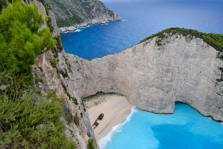Navagio Shipwreck | by markjohnrichards