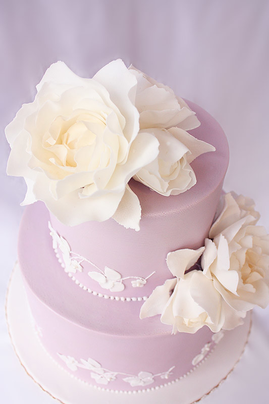 lilac and lace wedding cake close up of sugar peonies and flickr. Black Bedroom Furniture Sets. Home Design Ideas
