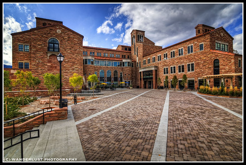RESIDENCE LIFE (IN COLOR) - UNIV OF COLO, BOULDER | by WNDLST