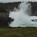 Surf's on in Louisbourg