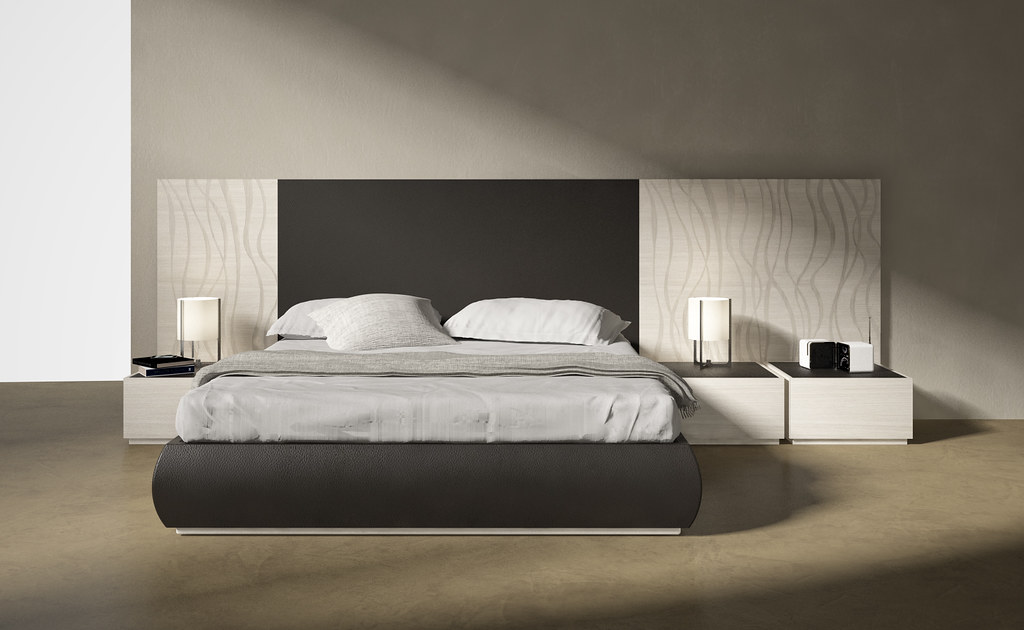 Bed Back Wall Designs : Mazzali: THE WALL bed / letto  THE WALL collection by Mazza ...