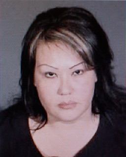 Booking Photo of Arson Suspect Maria Porras | by LAFD