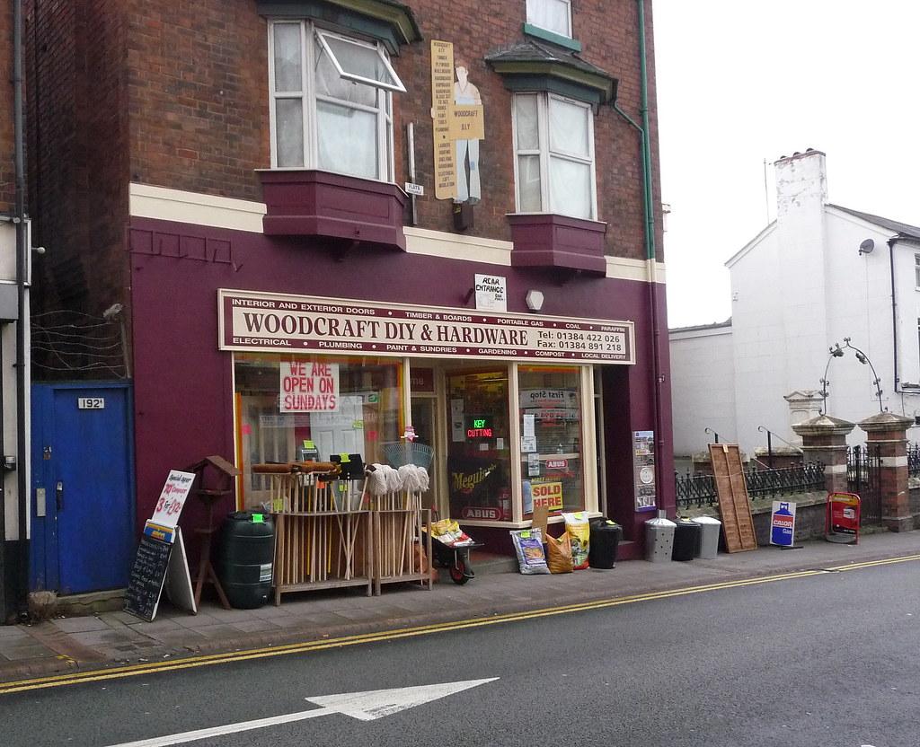 Wood Craft Shop Angus
