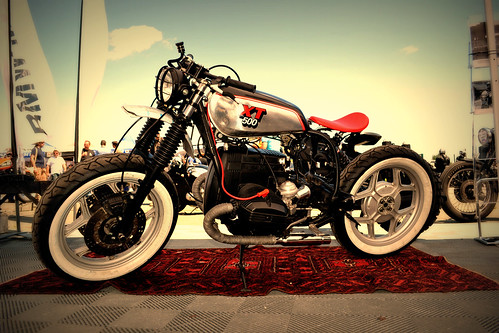 Cafe Racer Motorcycle Seattle