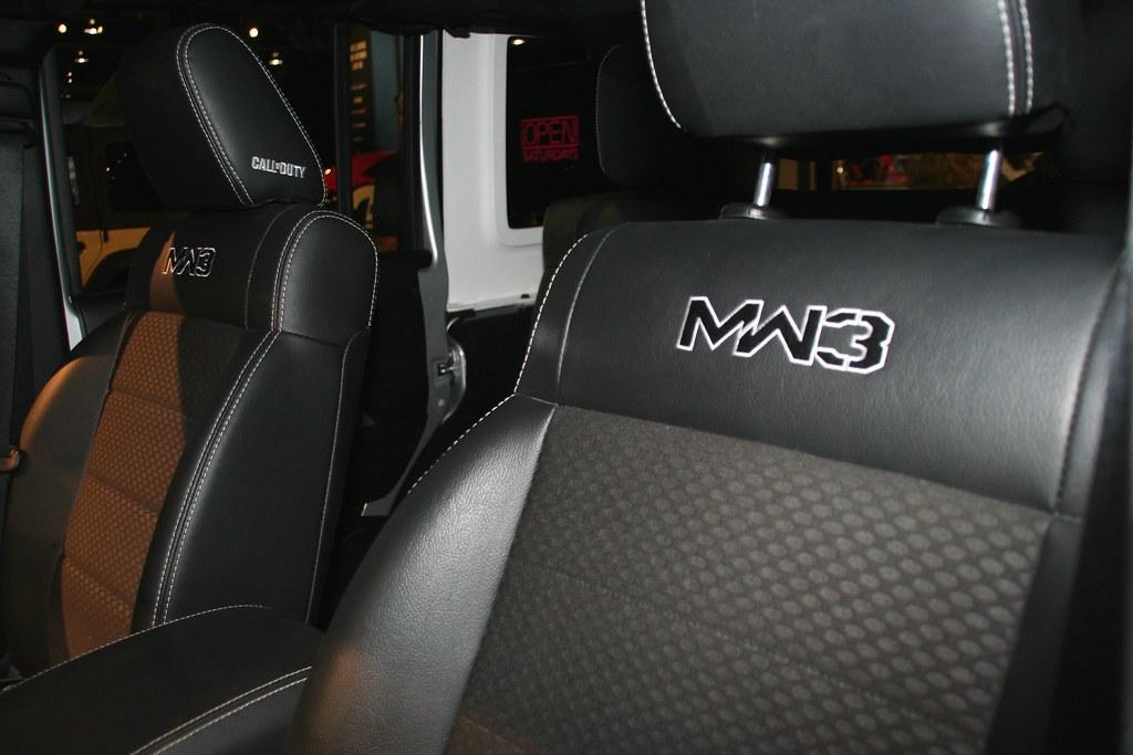 2012 Jeep Wrangler Call Of Duty Mw3 Edition Fiat Chrysler