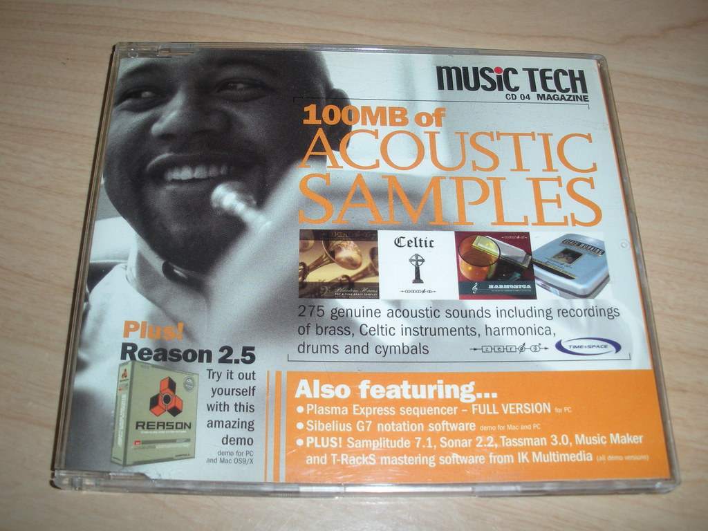 Sample Libraries 65 | Tens of thousands pro audio samples fr… | Flickr