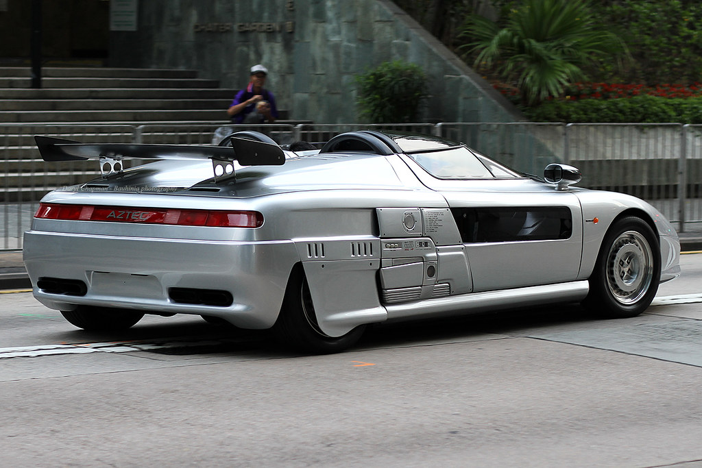 Italdesign, Aztec, Central, Hong Kong | Here is the whole ...  Italdesign, Azt...