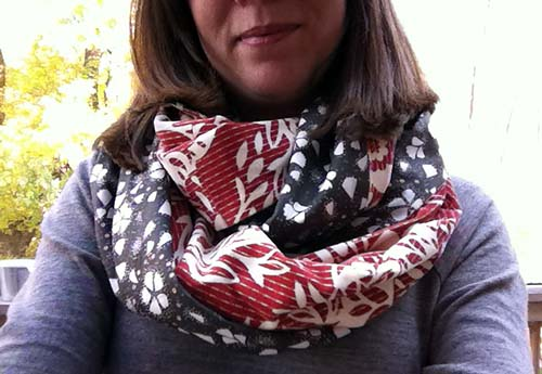 Figure 8 Scarf | by Fresh Lemons : Faith