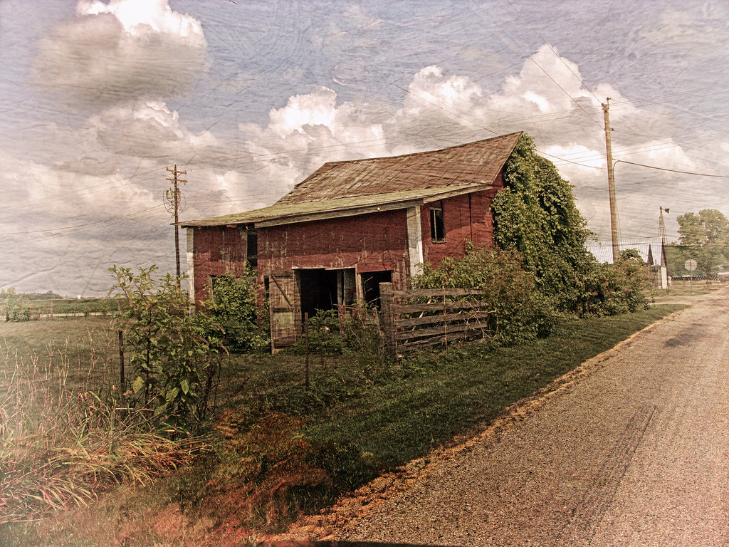 Old Country Barn By Richard210 Old Country Barn By Richard210