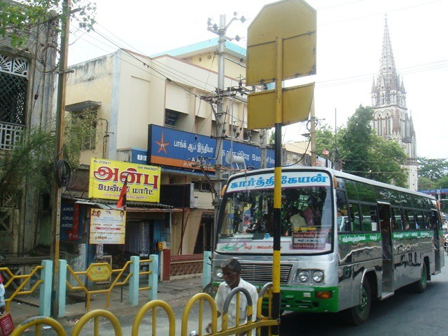 Image result for trichy buses