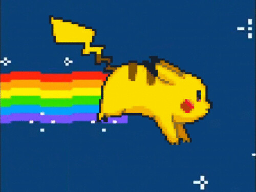 Pokemon Gif Nyan All Sizes Captain Ryno The Not So Bright Guy Flickr
