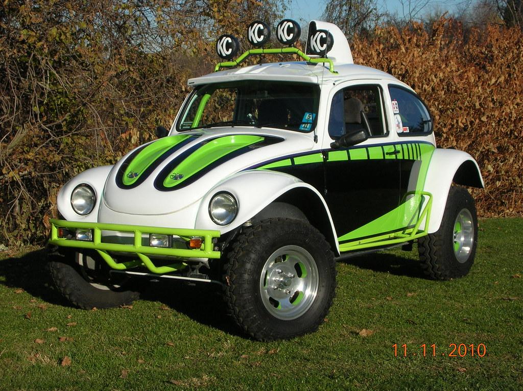 My 68 Vw Baja Bug Kolben Hillbery Flickr
