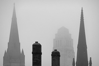 Tower, spires, chimneys | by Tim Green aka atoach