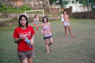 football with the girls | by brunaburton
