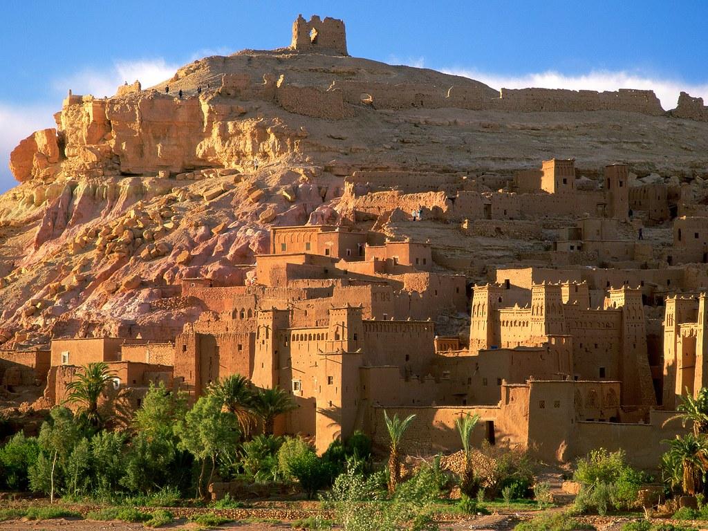 Kasbah_Ruins_Benhaddou_Morocco
