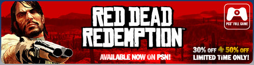 PSN: Red Dead Redemption | by PlayStation.Blog