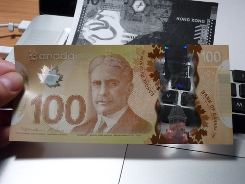 2011 Canada New Polymer $100 - front - pix 09 | by k-ideas